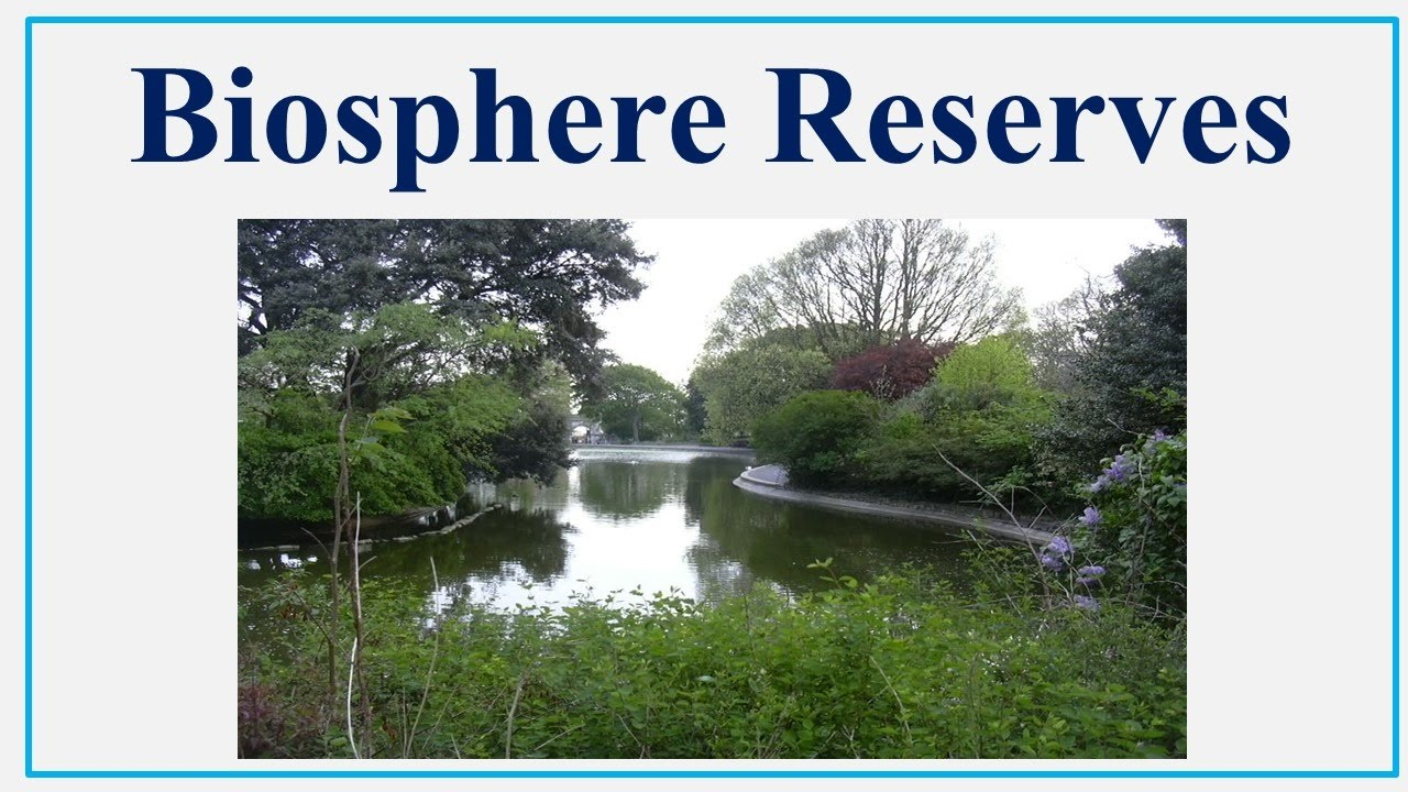 list of biosphere reserves