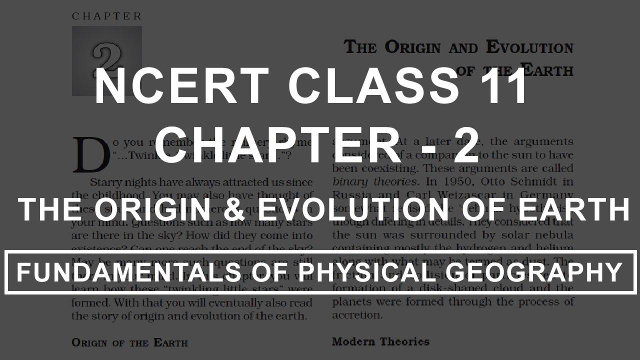 class 11 chapter 2 ncert geo
