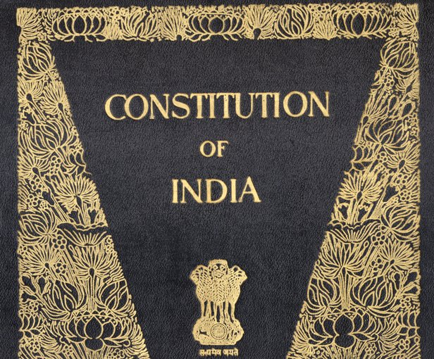 constitution of india articles parts sections