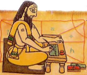 panini grammar art culture sanskrit amit