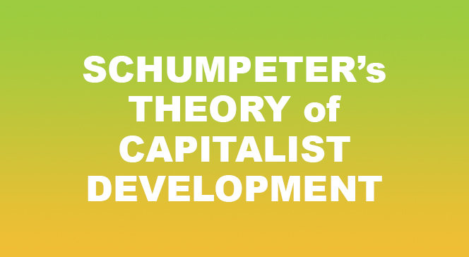 schumpeter theory of economic development pdf