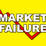 what causes market failure