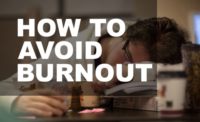 how to avoid burnout upsc ias exam