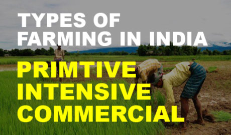 types of farming in india upsc ncert