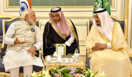 India Saudi Arabia Relations for UPSC IAS